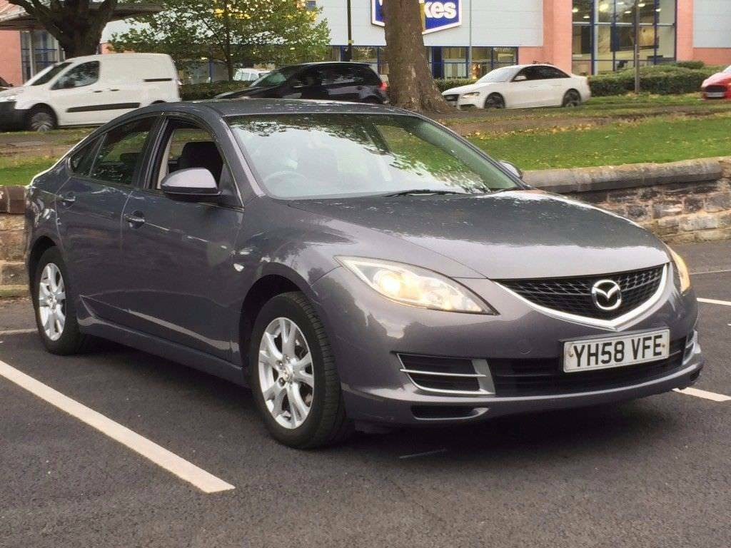 2009 MAZDA 6 1.8 TS * PETROL * 5 DOOR * SERVICE HISTORY * PART EX WELCOME * DELIVERY *