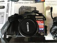 "Canon ""Powershot"" G5 Digital 5 Megapixels Camera"