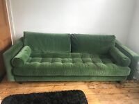 Made Dot Sofa Green