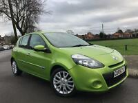 RENAULT CLIO 1.1 DYNAMIQUE TOM TOM 2009 (59) - LONG MOT, RECENTLY SERVICED, CLEAN CAR, MUST BE SEEN