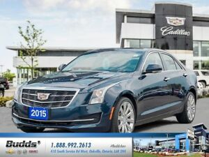 2015 Cadillac ATS 2.0L Turbo Luxury 0.9% for up to 24 months...
