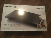 Samsung ultra hd blu-Ray player k8500