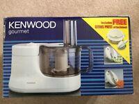 Kenwood Gourmet Food Processor FP101T