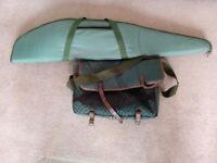 Rifle bag and game bag