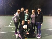 Soical Netball League - Starting in February