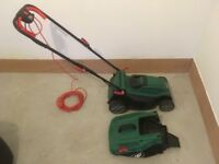 Qualcast 1400w Lawnmower, Mint working condition - RRP £79 selling £40