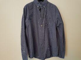 Mens 'Maine New England Classics' Shirt (medium) - £5