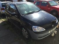 Breaking Vauxhall Corsa 2001 All Parts Available