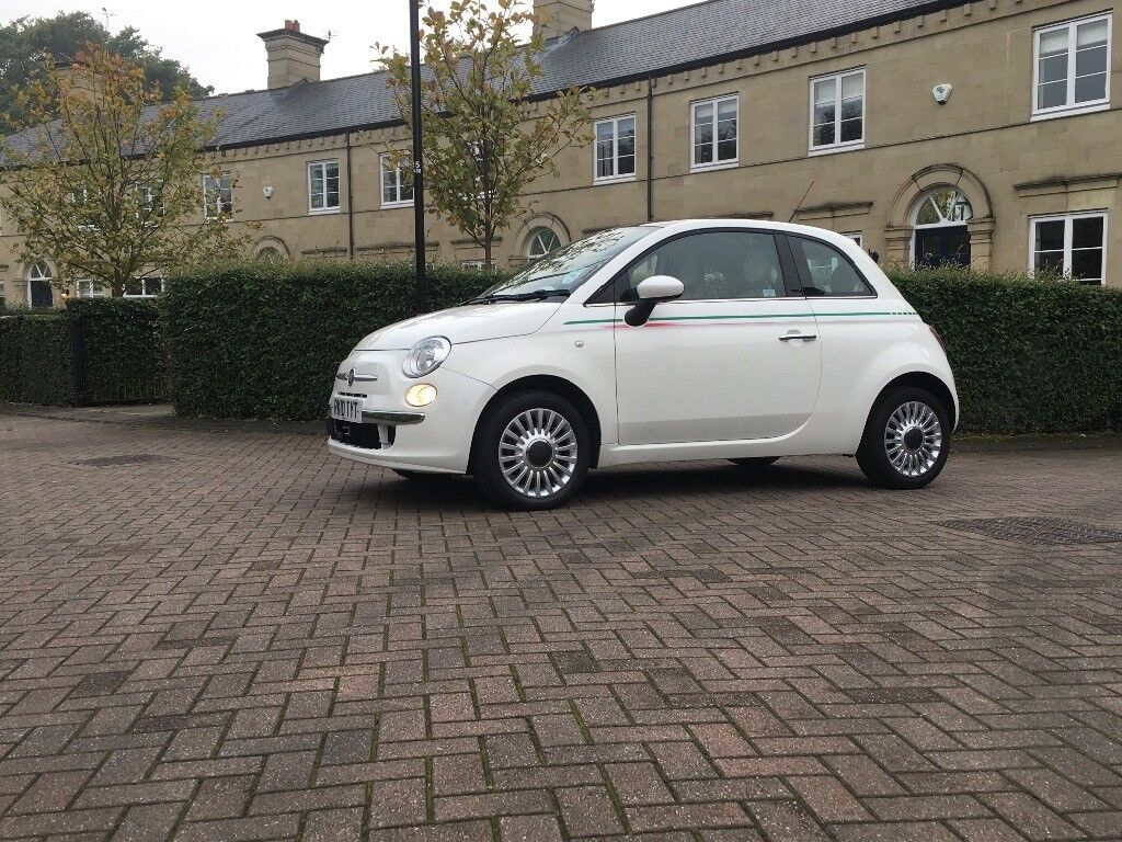 Fiat 500 1.4 Sport Lounge *Panoramic roof*