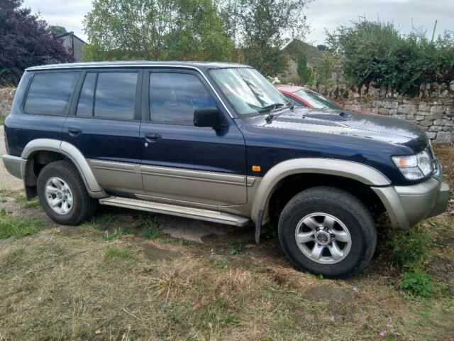 2001 Nissan Patrol 3 0 TD SE auto - 7 seater 4x4, long MoT, totally  reliable, grey leather | in Oxford, Oxfordshire | Gumtree