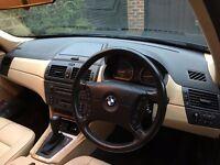 BMW X3 - Metallic Black