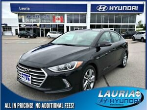 2017 Hyundai Elantra GLS Auto - Sunroof / Backup camera