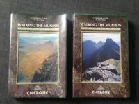 Walking the Munros, Steve Kew (Books 1 and 2)