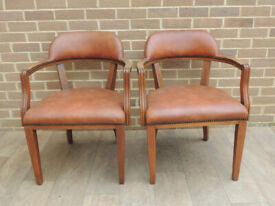 Pair of Heavy Duty Chairs (UK Delivery)