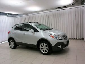 2016 Buick Encore 1.4L AWD SUV w/ SUNROOF, BLUETOOTH, BACKUP CAM