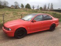 *** BMW 530i 2000 year spaires or repairs swap px car van ***