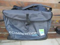 PRESTON FISHING HOLDALL , GOOD CONDITION