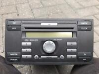 Ford car radio CD player