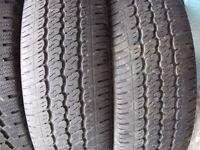 tyres vito van 215x16