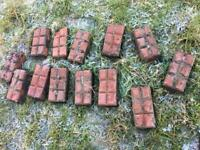 Salt glazed bricks £2 each 1000 + in stock