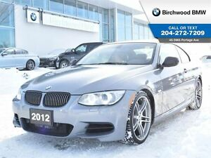 2012 BMW 3 Series 335is Navigation Executive & Connected Tech Pa