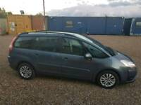 Citroen c4 grand Picasso 1.6hdi for sale or swap