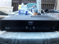 Stereo PA Stage & DJ Power Amplifier 1000W Max (STA-750)