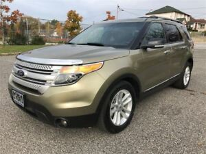 2013 Ford Explorer XLT|7 Passengers|Back Up Camera|Heated Seats|