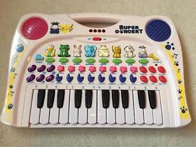 Super concert piano