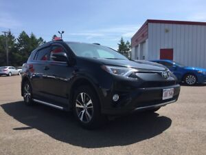 2017 Toyota RAV4 XLE AWD. You don't want to miss out on this one
