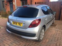 For sale 58plate Peugeot 207 hdi manual