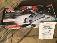 Master Mechanic 2 Ton Trolley Jack