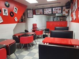 Cafe/ Restaurant with A3 license for Sale