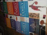 DK ILLUSTRATED FAMILY ENCYCLOPEDIA's 11 Volumes