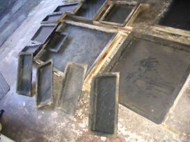 York Paving moulds