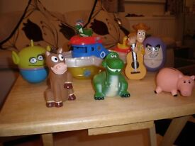 TOY STORY BUNDLES PLUS LOADS OF TOYS