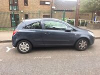 Selling Vauxhall Corsa 2007, engine has blown so quick sale