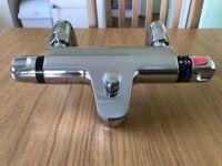 Ultra thermostatic bathroom chrome bath/shower mixer anti scold tap.Amazon current price £51