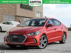 2017 Hyundai Elantra *Heated Seats *Sirius Radio *Backup Camera