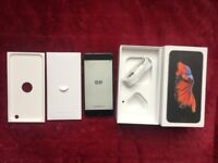 iPhone 6S Plus 16GB Space Grey Unlocked in Box