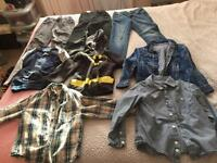 Boys clothes bundle aged 5-6 yrs