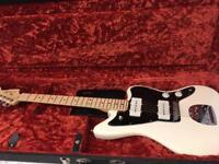 Fender Jazzmaster American Professional Olympic white