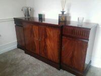 Beautiful and spacious Mahogany Sideboard