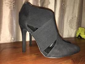 A Brand new classic black high heels