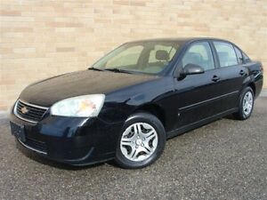 2006 Chevrolet Malibu LS. 4 cyl. Automatic! Only 160000 Km!
