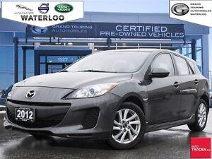 2013 Mazda MAZDA3 SPORT GS 6sp