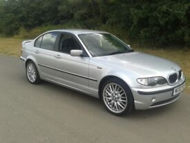 BMW 318 I . 2 LITRE. 2002 .MOT 29/04/19