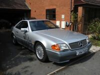 1991 Mercedes-Benz 500SL - Rust free Japanese import R129, SL500