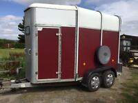 Ifor Williams 505 (2004) horse trailer