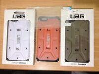 iPhone 6 plus composite case and screen protector, boxed new by UAG